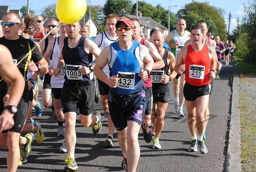 ireland running racing september halfmarathon athlone participation roadracing westmeath longdistancerunning 13miles theflatline athlonehalfmarathon