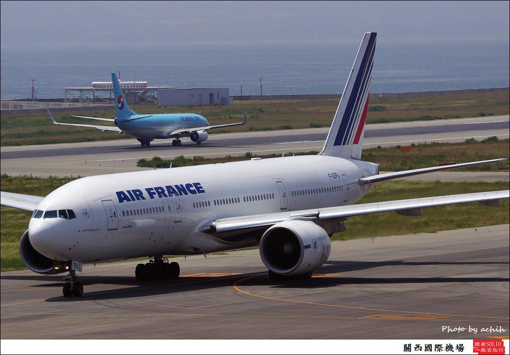 Air France F-GSPJ