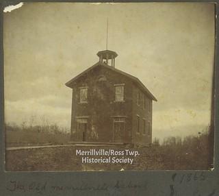 Merrillville school 1865
