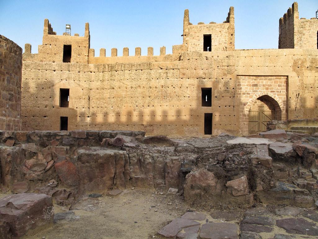 castillos baños de la encina_restos aqrqueológicos romanos