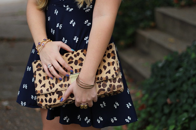 Living After Midnite: Leopard & Bows