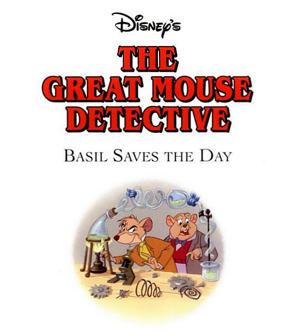the game u0026 39 s afoot     disney u0026 39 s the great mouse detective fansite