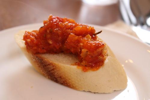 代々木parabola(パラボラ) _トリッパのトマト煮込み2