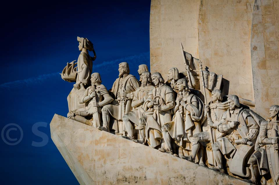 Monument to the Discoveries @ Lisbon, Portugal
