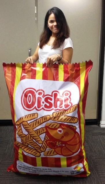 Oishi giant pack