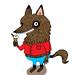 Wolf Man by k e e k i