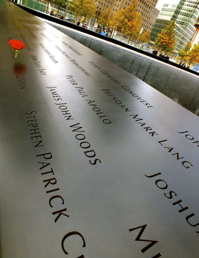 Visiter ground zero, le mémorial du 11 Septembre 2001