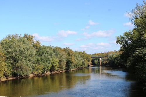 Scenic view of the Little Monocacy