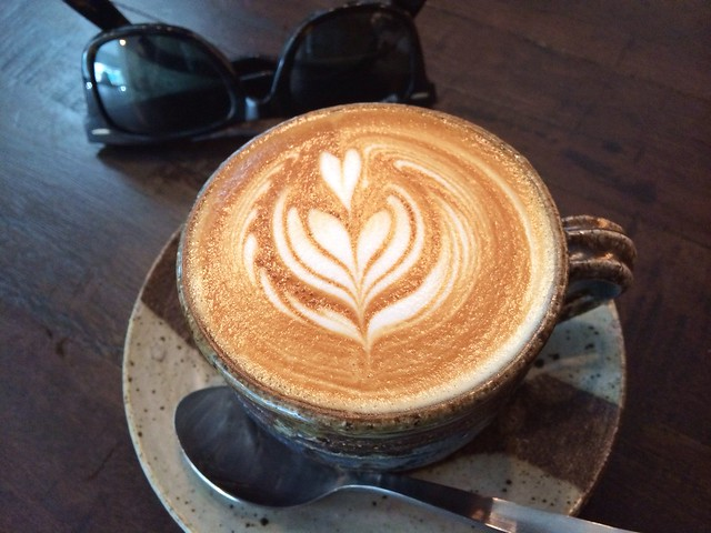 Flat White, Common Man Roasters