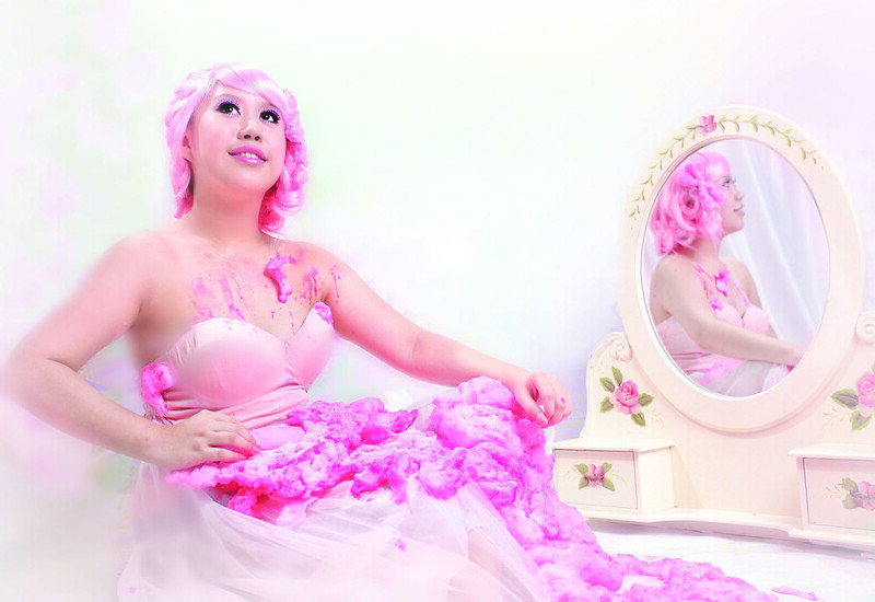 Clayrene Chan - Cotton Candy Fantasy