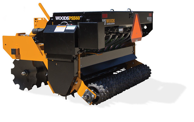Woods Precision Super Seeder PSS60 Hunting-edition ...