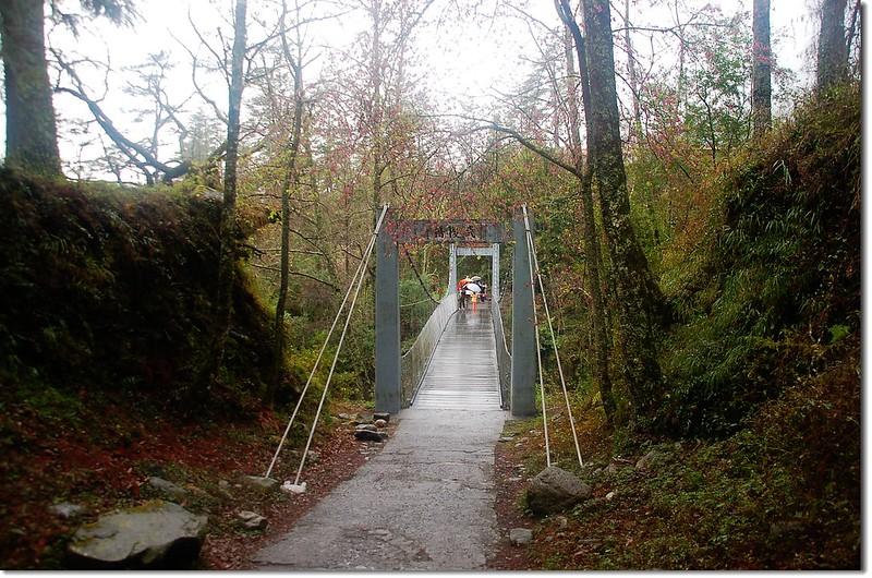 武陵吊橋 4