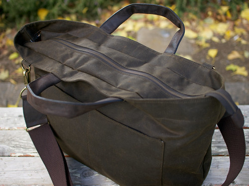 Barbour / Wax Anphion Bag