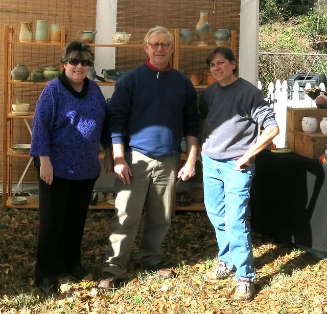 IMG_8091-2013-11-30-Future-Relics-Gallery-Linda-Starr-TK-Lori-Buff-East-Atlanta-Pottery
