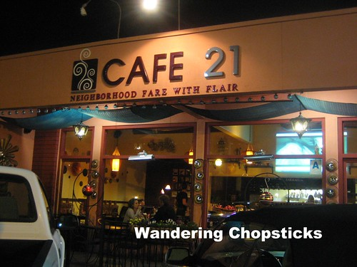 Cafe 21 - San Diego (University Heights) 1