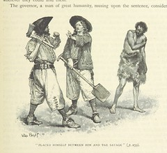 """British Library digitised image from page 291 of """"The Life and Strange Surprising Adventures of Robinson Crusoe ... With one hundred and twenty original illustrations by Walter Paget"""""""