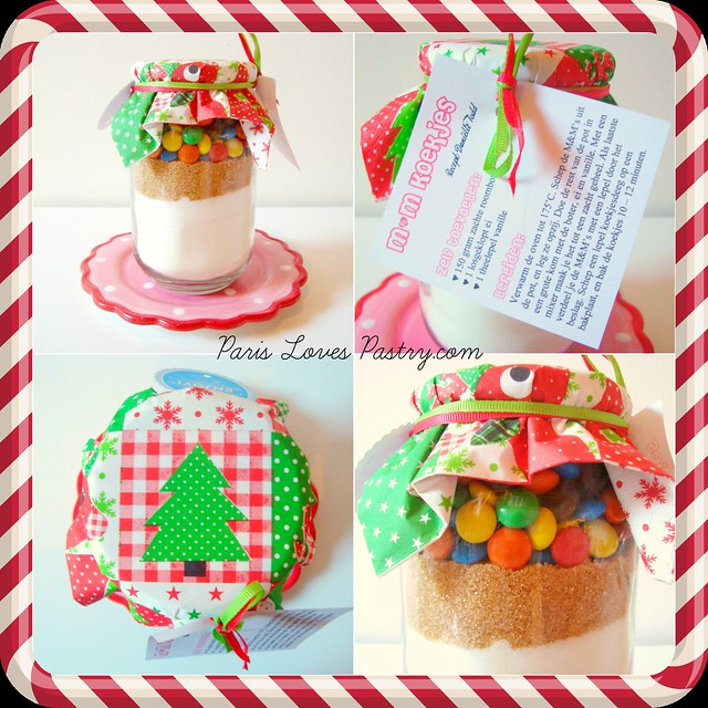 Paris pastry make your own edible christmas gifts for Make your own christmas gift baskets