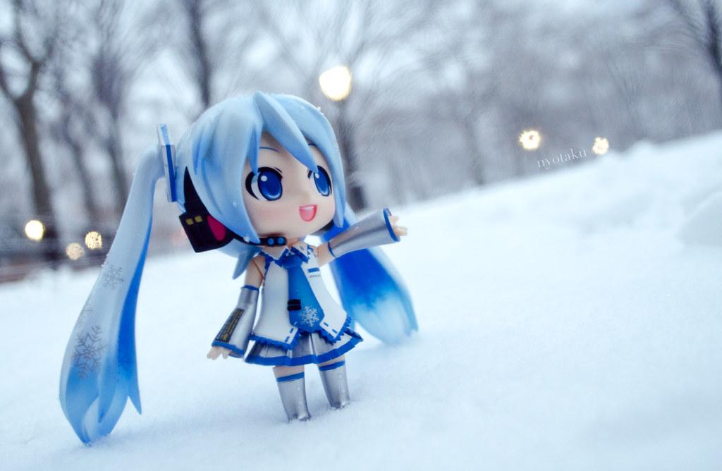 Snow Miku Nendoroid