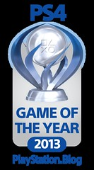 PS.Blog Game of the Year 2013 - PS4 Platinum