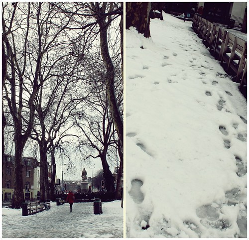 Diptychs for a winter's day #4