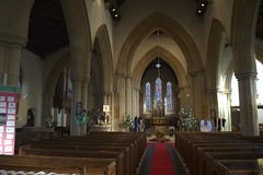 St Peter & St Paul, Ringwood, Hampshire