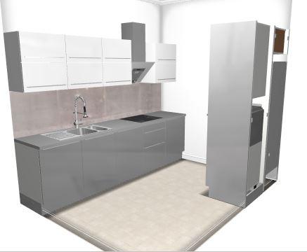 Zottoz.com   Cucine Piccole Con Mobili Grigi