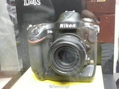 Nikon D4S leak!