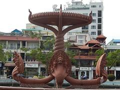 Naga Fountain