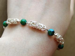 """Bracelet - """"Fishnet heaven"""""""