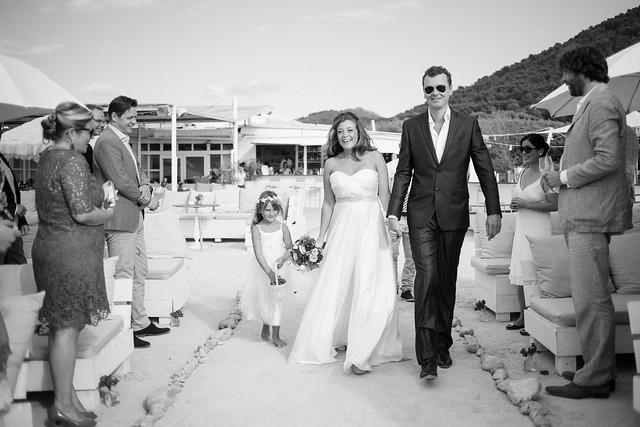 Real Ibiza wedding:Jacqueline & Florian