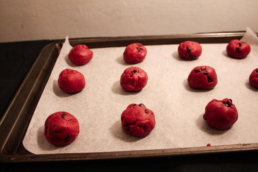 Red Velvet Cookies 5