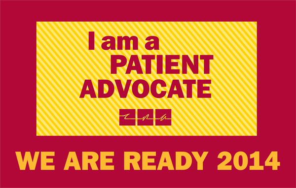Patient Advocate Sign