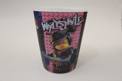 McDonald's The LEGO Movie Wyldstyle Cup
