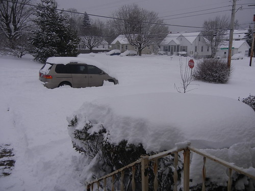 Feb 13 2014 Big Snow of winter