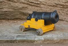 Nelson's Dockyard - Small Gun