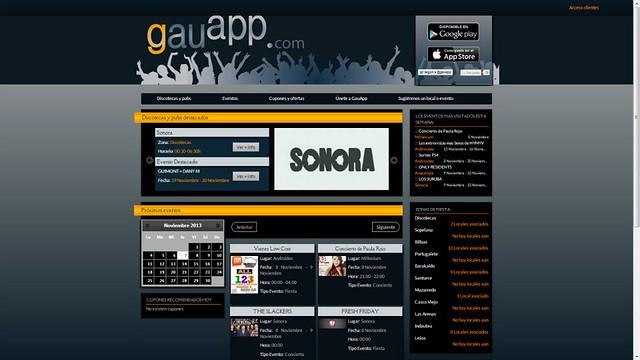 Gauapp, la primera Plataforma Digital 100% creada en Euskadi