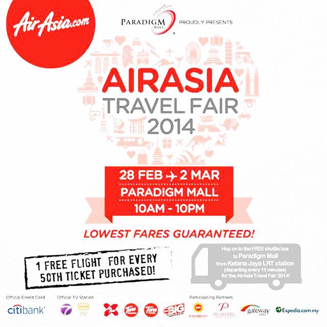 AA Travel Fair