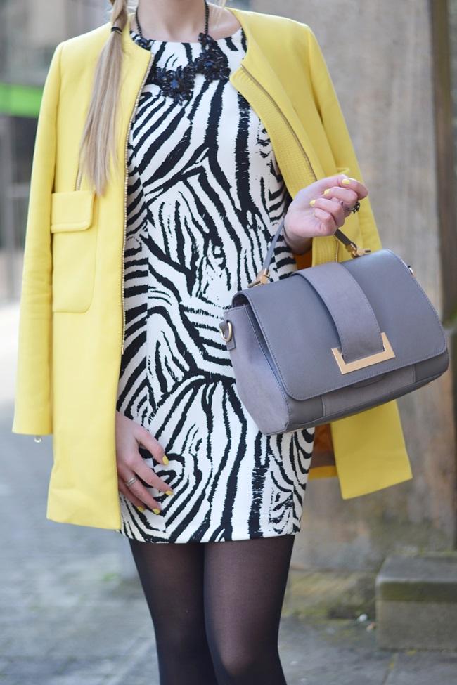 Aufs Zebra gekommen Kleid (10)