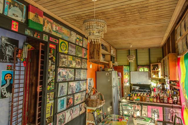 Inside the Kingston Dub Club
