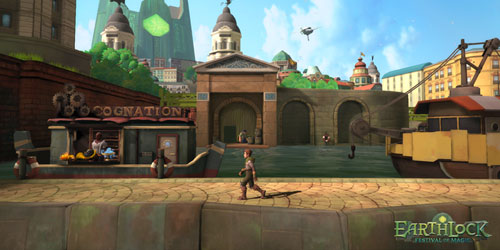 Earthlock the Xbox One JRPG to be released on ID@Xbox & PS4
