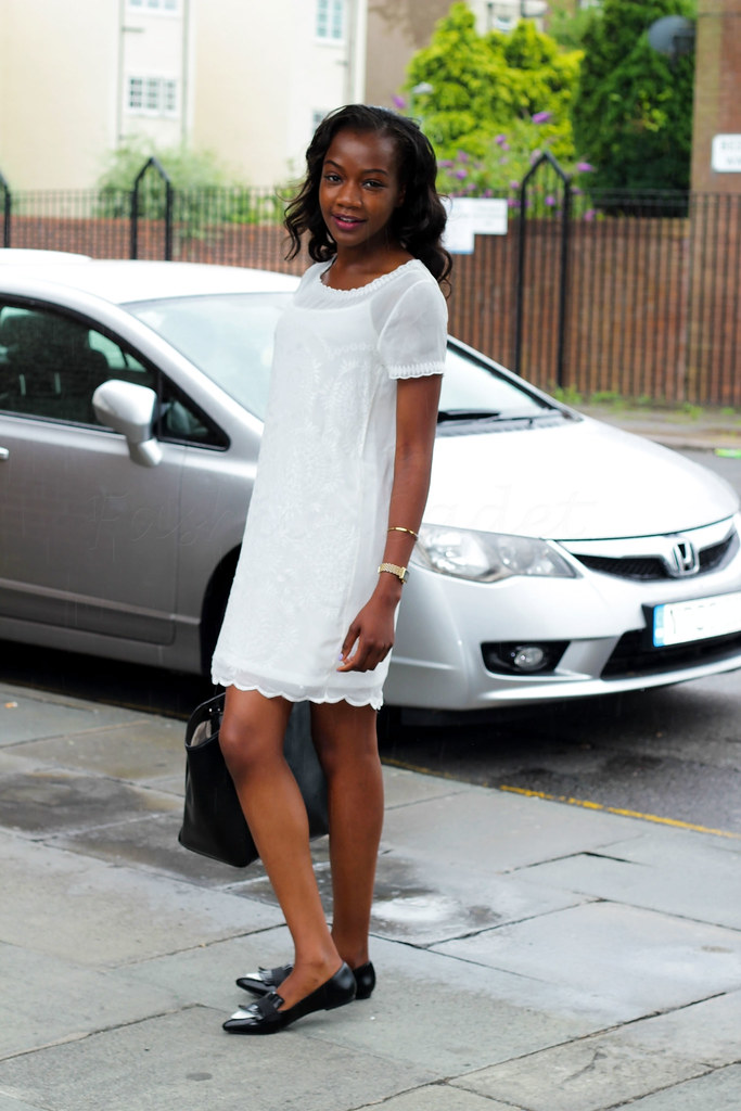 how to style little white dress, Ways to Wear a Little White Dress,<br />