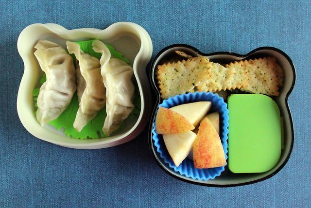 Preschool Dumpling Bento #610