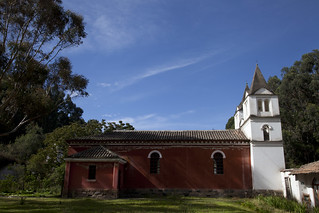 Hacienda Guachala, Cayambe, Ecuador