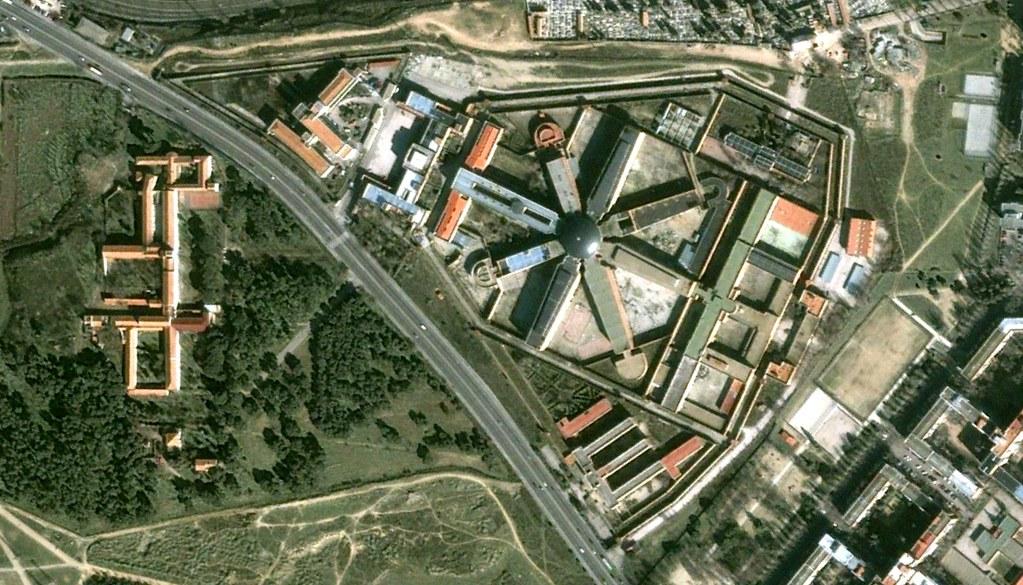 cárcel de carabanchel, madrid, cultura de la transición a golpe de pelotazo, antes, urbanismo, planeamiento, urbano, desastre, urbanístico, construcción