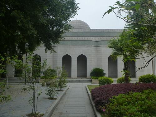 Fujian-Quanzhou-Mosquee Qingjing (5)