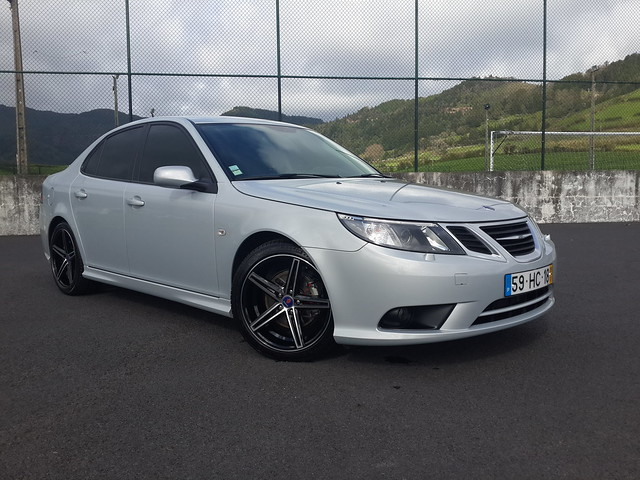 I Am From The Island Of Sao Miguel Azores Portugal This Is My 9 3 19TTID 180hp My09 It Just Got Remapped To 210hp With Maptun