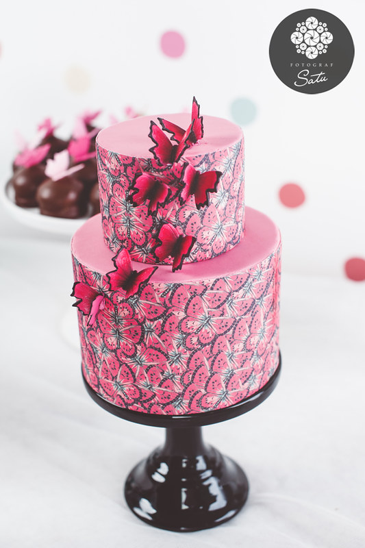 effie dress cake