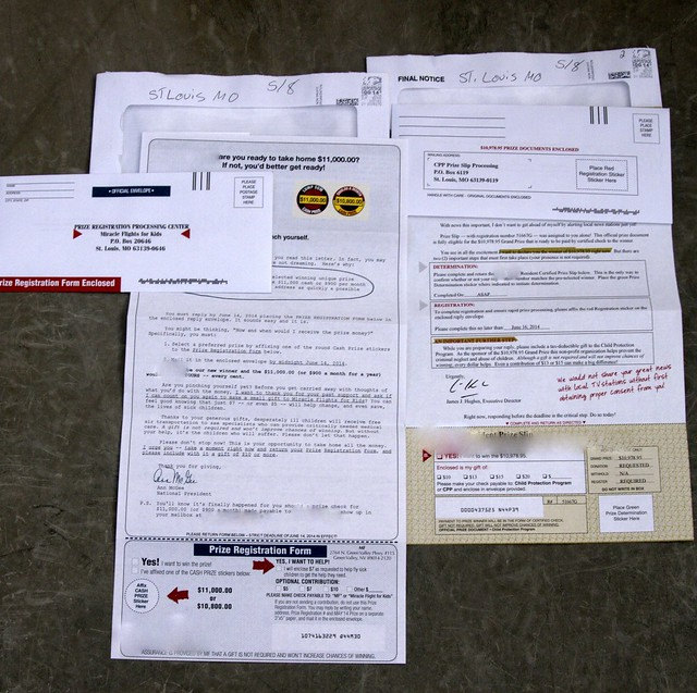 Drowning in Junk Mail – How to Stop Scam Junk Mail Using a