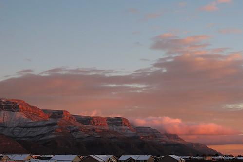 travel sky usa mountains newmexico clouds landscape eveningsun alamogordo sacramentomountains