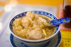 Breakfast, Mak's Noodles